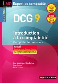 Alain Burlaud - DCG 9 Introduction à la comptabilité.