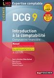 Alain Burlaud - DCG 9 Introduction à la comptabilité - Comptabilité financière.