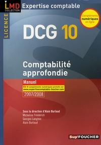 Deedr.fr DCG10 Comptabilité approfondie Image
