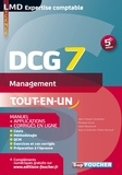 Alain Burlaud et Jean-François Soutenain - DCG7 Management - Manuel et applications.