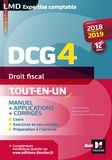 Alain Burlaud et Jean-Luc Mondon - Droit fiscal DCG 4 - Manuel et applications.