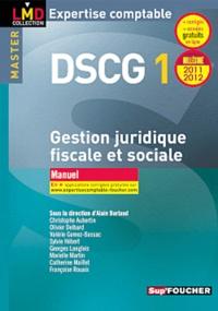 Goodtastepolice.fr DSCG 1 Gestion juridique fiscale et sociale - Manuel Image