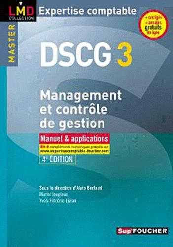 Alain Burlaud et Muriel Jougleux - DSCG 3 Management et contrôle de gestion.