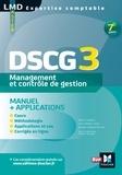 Alain Burlaud et Muriel Jougleux - DSCG 3 Management et contrôle de gestion - Manuel & applications.