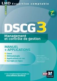 Alixetmika.fr DSCG 3 Management et contrôle de gestion - Manuel & applications Image