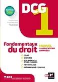 Alain Burlaud et Françoise Rouaix - Fondamentaux du droit DCG 1.