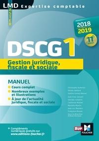 Alain Burlaud - Gestion juridique fiscale et sociale DSCG 1.