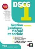 Alain Burlaud - Gestion juridique fiscale et sociale DSCG 1 - Manuel.