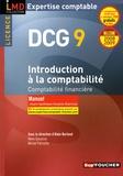 Alain Burlaud et Henri Davasse - Introduction à la comptabilité DCG9 - Comptabilité financière, Manuel.