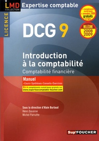 Introduction à la comptabilité DCG9 - Comptabilité financière, Manuel.pdf