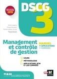 Alain Burlaud - Management et contrôle de gestion DSCG 3 - Manuel, applications.