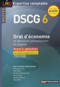 Oral déconomie se déroulant partiellement en anglais DSCG 6 - Manuel & applications.pdf