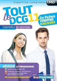 Tout le DCG 11- Contrôle de gestion - Alain Burlaud pdf epub