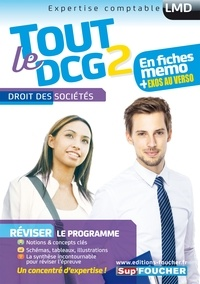 Tout le DCG 2 Droit des sociétés et autres groupements d'affaires- Mémos - Alain Burlaud |