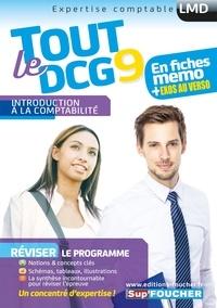 Tout le DCG 9- Introduction à la comptabilité - Alain Burlaud |