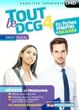 Alain Burlaud - Tout le DCG4 Droit fiscal.