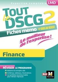 Tout le DSCG 2 Finance- Mémos - Alain Burlaud pdf epub