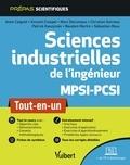 Alain Caignot et Vincent Crespel - Sciences industrielles de l'ingénieur MPSI-PCSI - Tout-en-un.