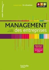 Alain Caillat et Jean-Bernard Ducrou - Management des entreprises BTS 2e année.