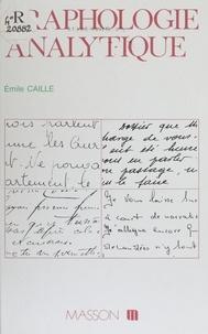 Alain Caillé - Graphologie analytique.