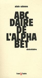Deedr.fr Abécédaire de l'alphabet Image