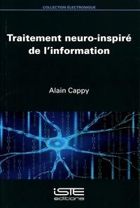 Alain Cappy - Traitement neuro-inspiré de l'information.