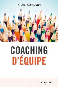 Alain Cardon - Coaching d'équipe.
