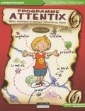 Alain Caron - Programme Attentix - Gérer, structurer et soutenir l'attention en classe. 1 Cédérom