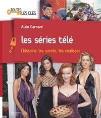 Alain Carrazé - Les séries télé.