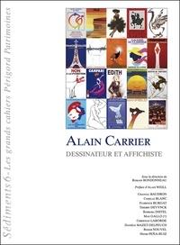 Romain Bondonneau - Alain Carrier - Dessinateur et affichiste.