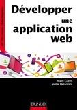 Alain Cazes et Joëlle Delacroix - Développer une application web.