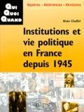 Alain Chaffel - .