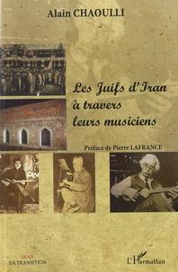 Deedr.fr Les Juifs d'Iran à travers leurs musiciens Image