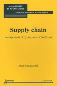 Openwetlab.it Supply chain - Management et dynamique d'évolution Image