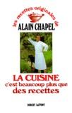 Alain Chapel - .