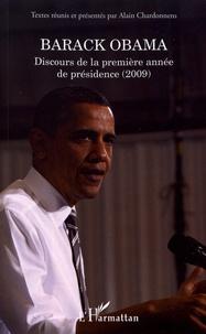 Barack Obama - Discours de la première année de présidence (2009).pdf