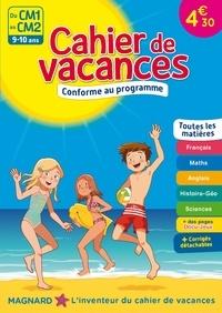 Alain Charles et Loïc Méhée - Cahier de vacances Du CM1 au CM2 - 9-10 ans.