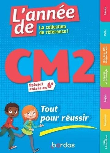 L'année de CM2  Edition 2016