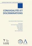 Alain-Charles Van Gysel - Conjugalités et discriminations.