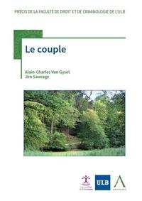 Alain-Charles Van Gysel et Jim Sauvage - Le couple.