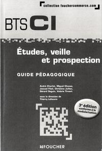 Alain Charlot et Miguel Chozas - Etudes, veille et prospection BTS CI - Guide pédagogique.