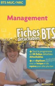 Management BTS MUC/NRC - Alain Chatain |