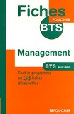 Alain Chatain et Dany Deschamps - Management - BTS Management des unités comerciales BTS Négociation et relation client.