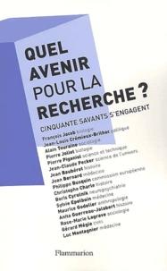 Accentsonline.fr Quel avenir pour la recherche ? Image