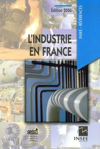 Alain Chauvet - L'industrie en France.