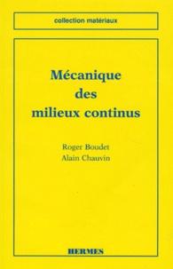 Accentsonline.fr Mécanique des milieux continus Image