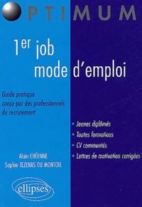 Histoiresdenlire.be 1er job, mode d'emploi - Guide pratique conçu par des professionnels du recrutement Image