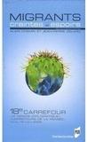"""Alain Chemin et Jean-Pierre Gélard - Migrants, craintes et espoirs - 18e carrefour """"Le Monde diplomatique"""" """"Carrefours de la pensée"""", 14 au 16 mars 2008."""