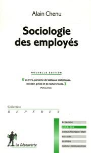 Alain Chenu - Sociologie des employés.