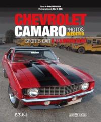 Alain Chevalier - Chevrolet Camaro - Sports car à l'américaine.